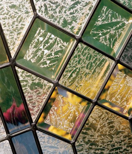 ODL Majestic Decorative Door Glass