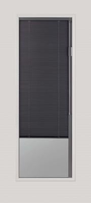 Odl Enclosed Blinds Color Collection Slate Gray