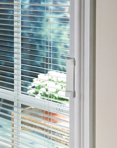 Odl Enclosed Blinds Add On Blinds Built In Patio Door Blinds