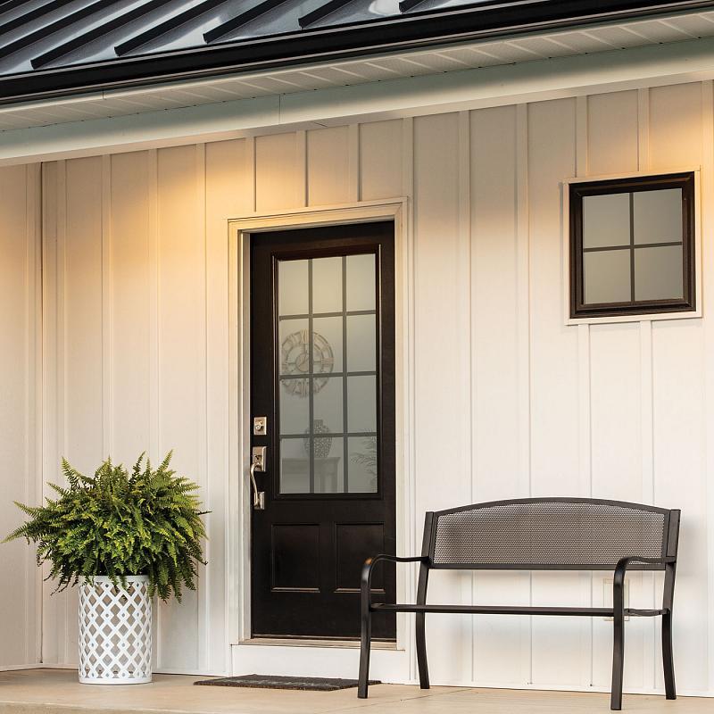 ODL Door Glass, Decorative Glass For Exterior Doors, Front ...