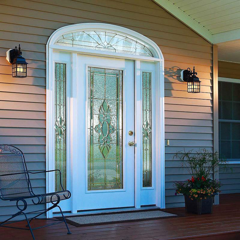 Odl Door Glass Decorative Glass For Exterior Doors Front Entry Doors