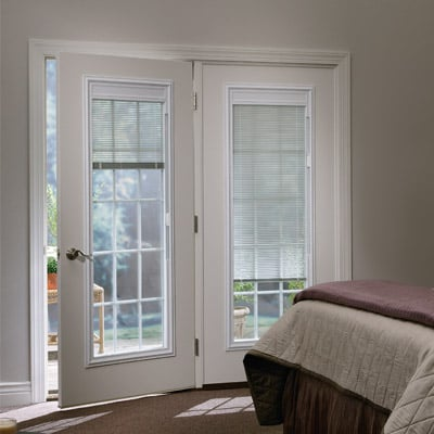 Triple-Glazed Enclosed Blinds with Grilles Between Glass (GBG)
