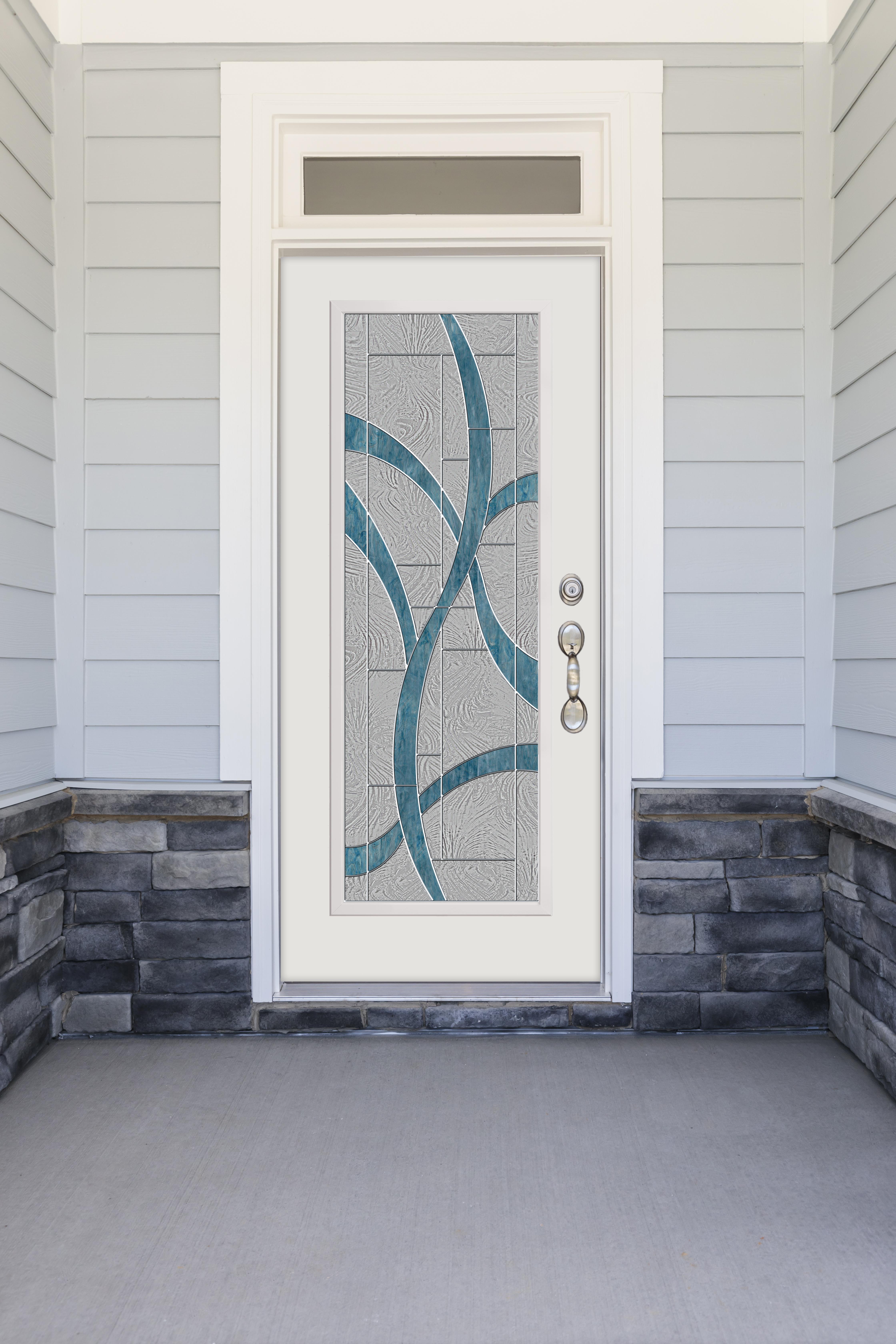 Glass Front Doors ODL severe weather door glass